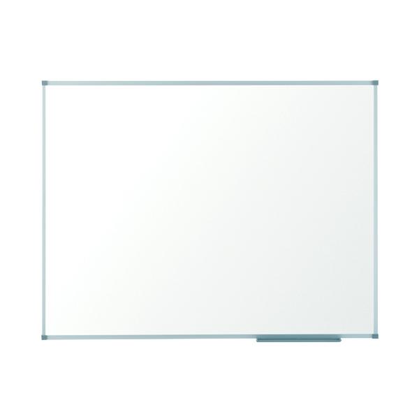 Nobo Basic Steel Magnetic Whiteboard 1800 x 1200mm 1905213