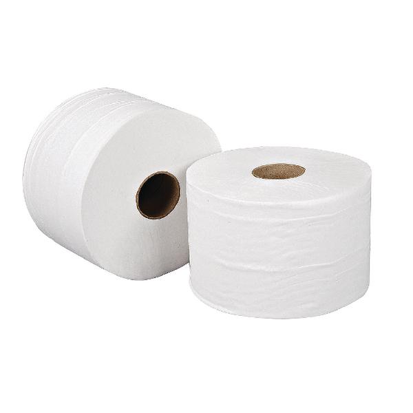 Leonardo Versatwin 2-Ply Toilet Roll 100m (Pack of 24) JSL100