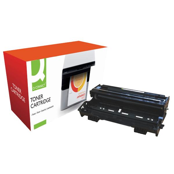 Q-Connect Remanufactured Brother DR6000 Laser Drum DR6000