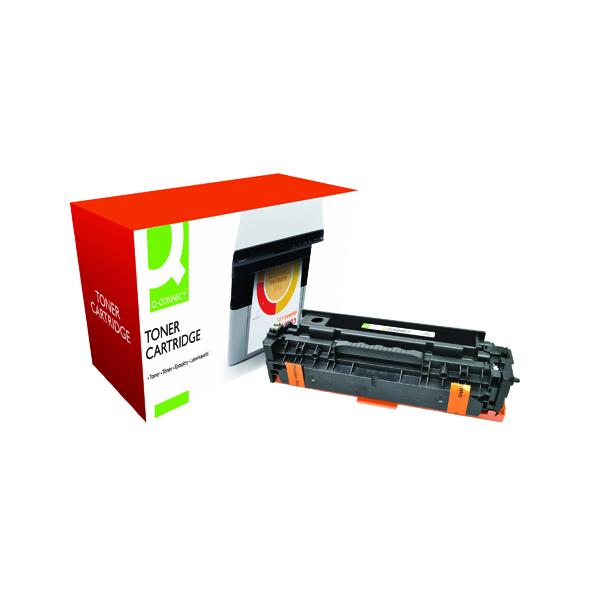 Q-Connect Compatible Solution HP 305A Cyan Laserjet Toner Cartridge CE411A
