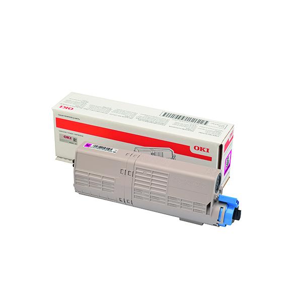 Oki C532 Magenta Toner MC573 1.5k 46490402