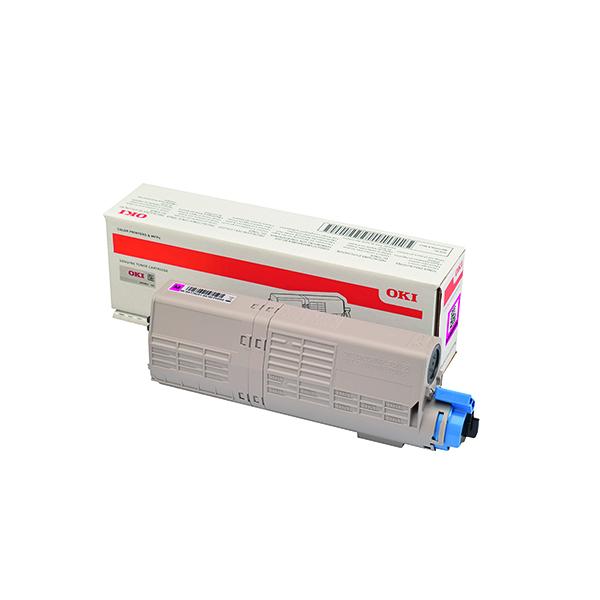 Oki C532 Magenta Toner MC573 6k 46490606
