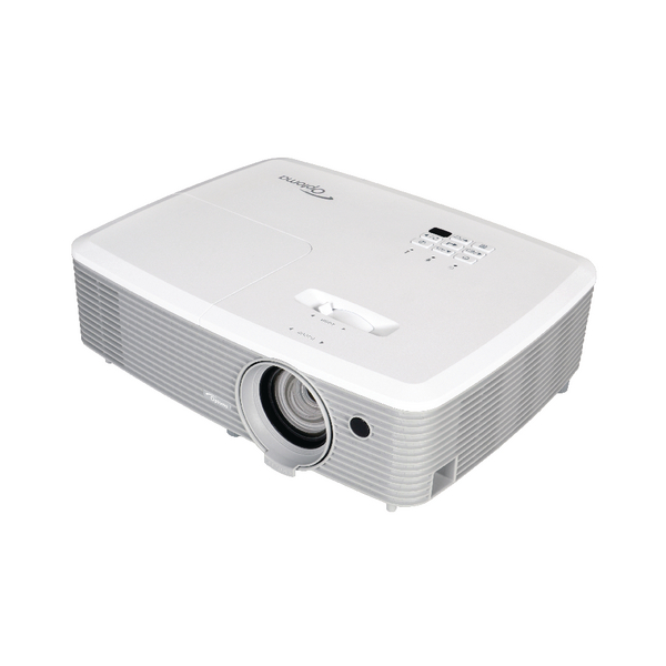 Optoma W400 Projector (10,000 hours lamp life) 95.78C01GC0E