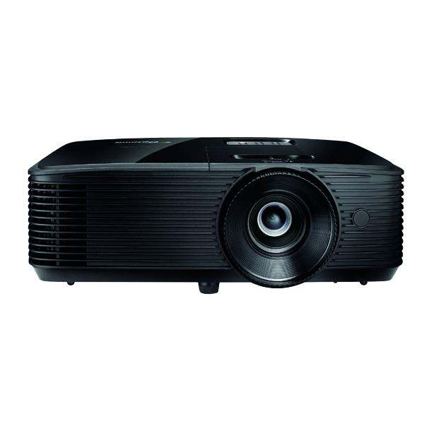 Optoma S334e Data Projector E1P1A1VBE1Z1