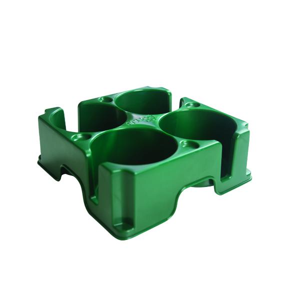 Muggi Recycled Mug Holder Green 83678