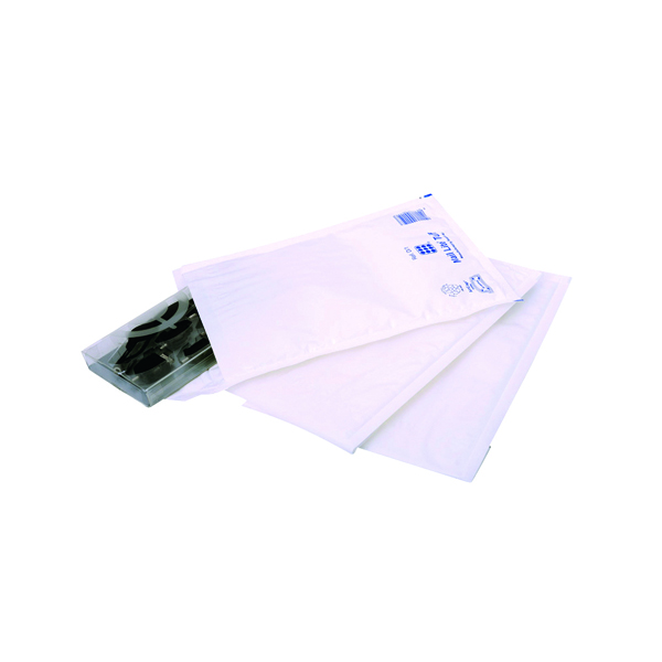 Ampac Envelopes 170x245mm Extra Strong Polythene Padded Bubble Lined  Opaque (Pack of 100) KSB-2
