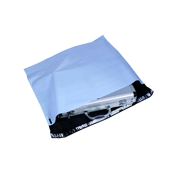 GoSecure Envelope Extra Strong Polythene 430x400mm Opaque (Pack of 100) PB27272