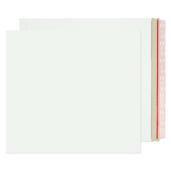 GoSecure All Board Pocket Envelope 450x350mm (Pack of 100) PPA26-RS