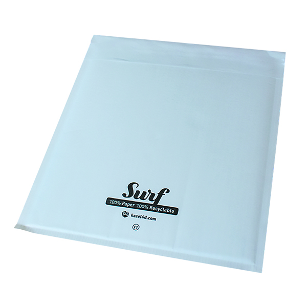 Gosecure Size D1 Surf Paper Mailer 180mmx265mm White (Pack of 200) SURFD1