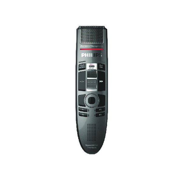 Philips SpeechMike Premium Dictation Microphone Slider Switch SMP3710