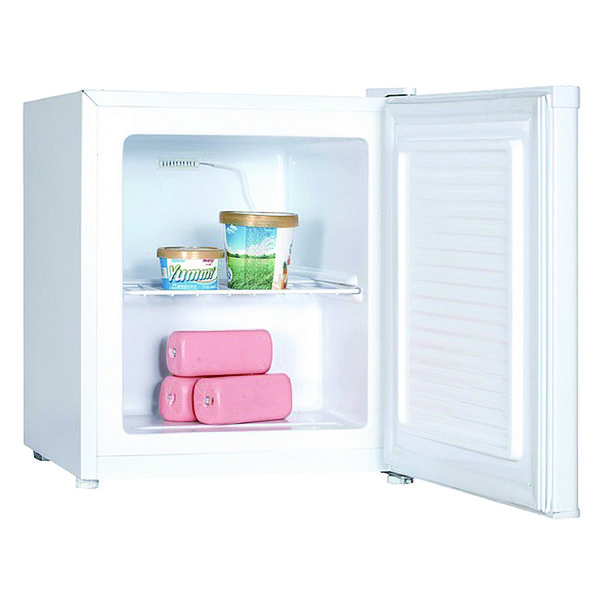 Igenix Counter Top Freezer With Lock - White 35L IG3751