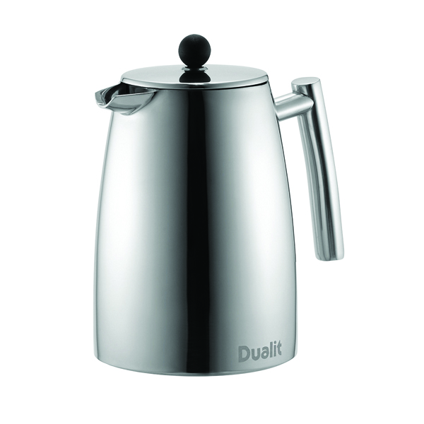 Dualit Dual Filter Cafetiere (Makes 8 cups of coffee) DA5120