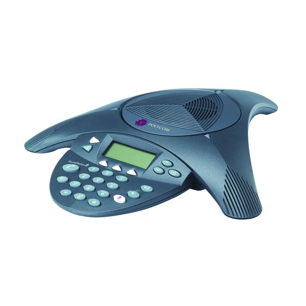 Polycom SoundStation2 Conference Phone 2200-16000-102