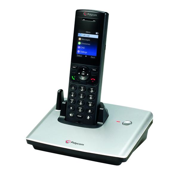 Polycom VVX D60 with Wireless Handset 2200-17821-015