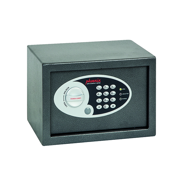 Phoenix Home and Office Security Safe Size 1 SS0801E