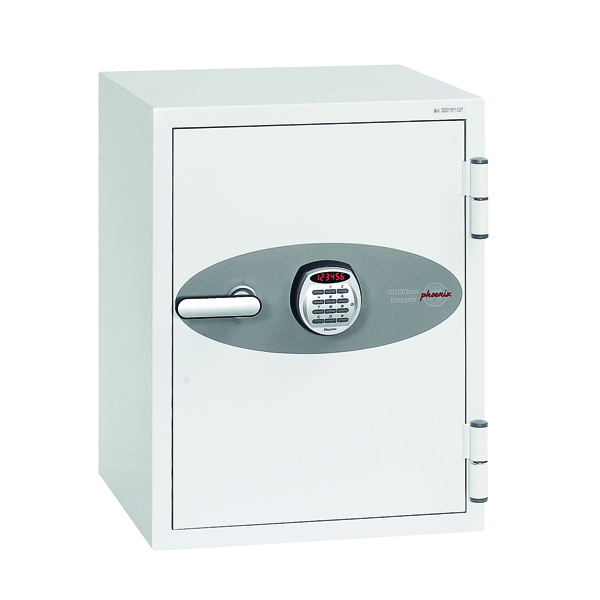 Phoenix Data Combi Safe (W500 x D500 x H750mm, 2 Hours Fire Protection) DS2501E