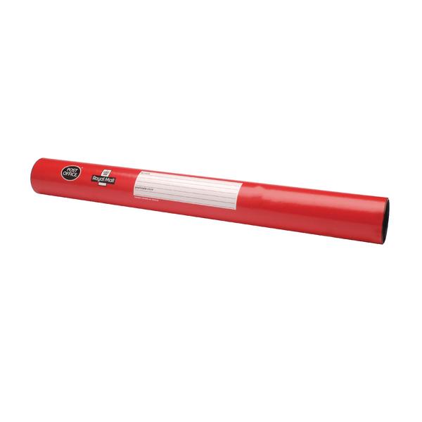 Postpak Red Mailing Tube 480x55mm (Pack of 12) POF02715