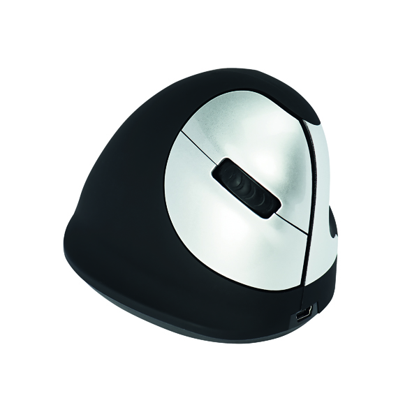 R-GO HE Mouse Wireless Medium Right Hand RGOHEWL