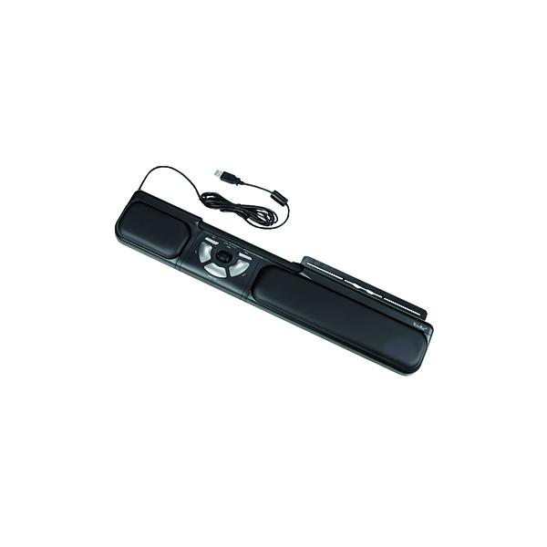 RiteBar Roll Bar Mouse Black 9820350