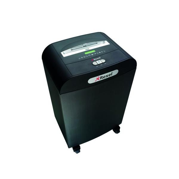 Rexel Mercury RDS2270 Freeflow Strip-Cut Shredder Black 2102433