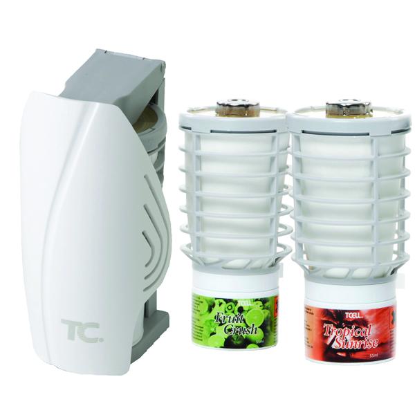T-Cell Air Freshener Starter Kit R402513E
