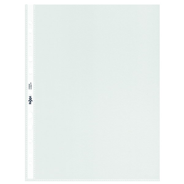 Rexel Ecodesk Recycled Filing Pocket A4 (Pack of 25) 2102242
