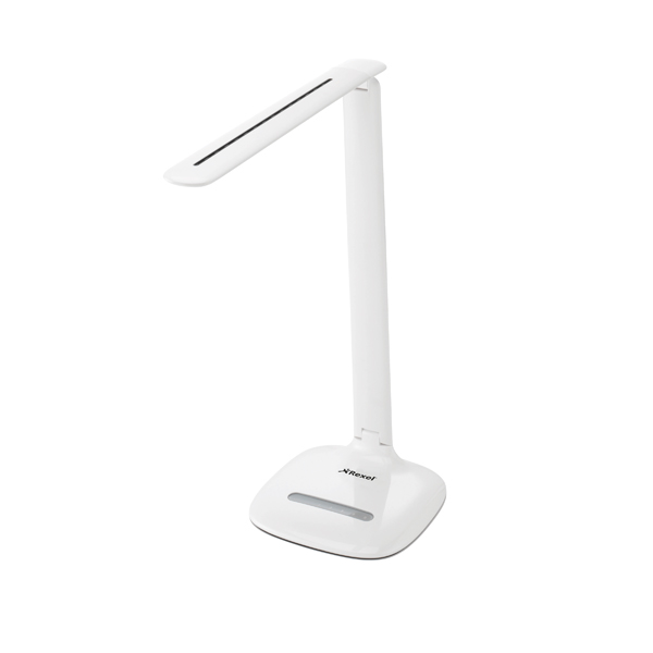 Rexel Activita Daylight Strip Lamp White (6 adjustable settings, bulb life: 50,000 hours) 4402013