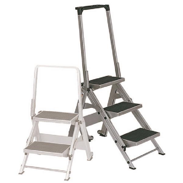 Safety Step Aluminium 3 Tread 306894