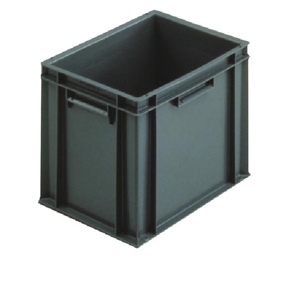 VFM 400x300x319mm Grey European Stacking Container 307483