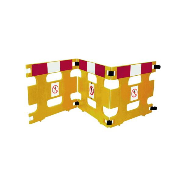 Barrier/Sign System Set of 3 Frames (Pack of 3) 309906