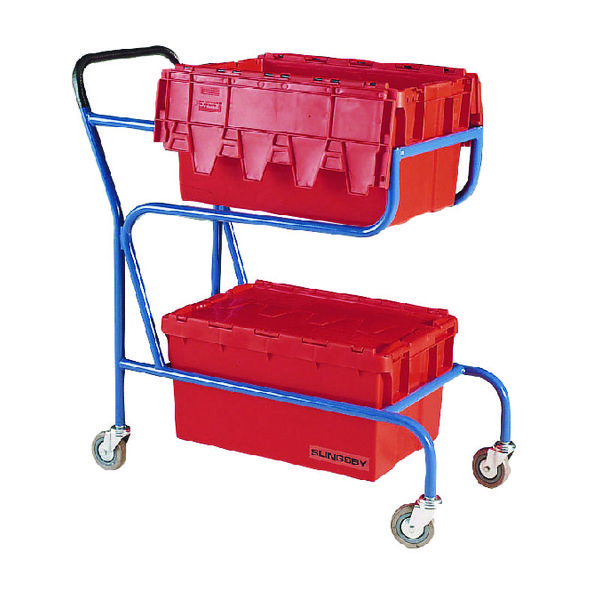Picking Trolley 870x450x1000mm 50kg Capacity 316647