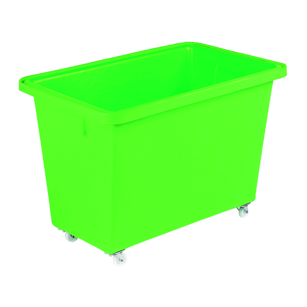 Mobile Nesting Container 150L Green 328226