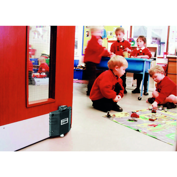 Dorguard Fire Door Retainer Black 347464