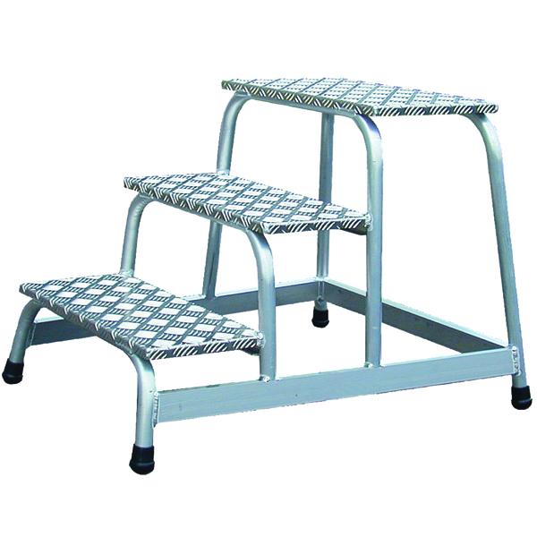 Aluminium Light Duty Platform Height 200mm (Capacity: 150kg) 349028