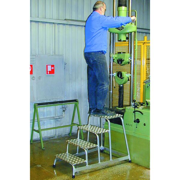 Aluminium Light Duty Platform Height 800mm (Capacity: 150kg) 349031