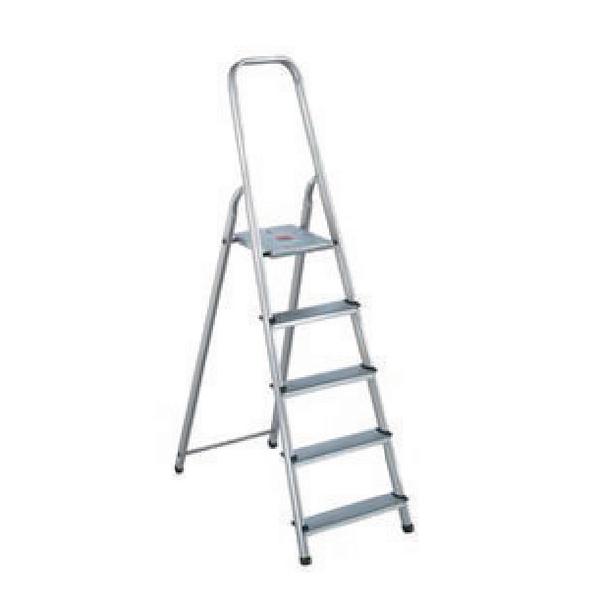 Aluminium Step Ladder 6 Step (Platform sits 1190mm Above the Floor) 358740