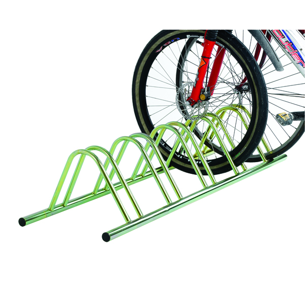 Cycle Rack For 5 Cycles Zinc (1600 x 330mm) 360011