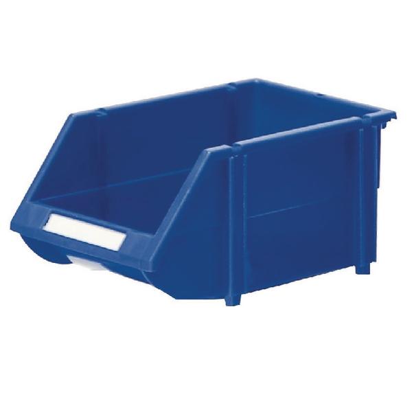 VFM Blue Heavy Duty Storage Bin (Pack of 12) 360234