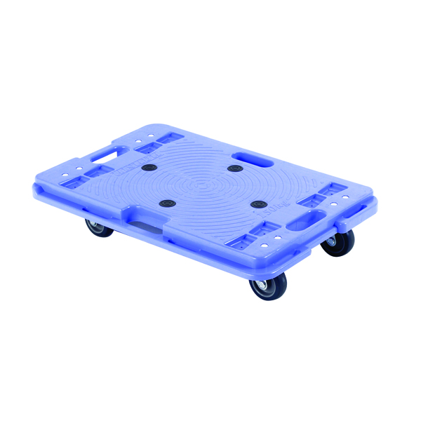 Stackable Plastic Platform Dolly 360660