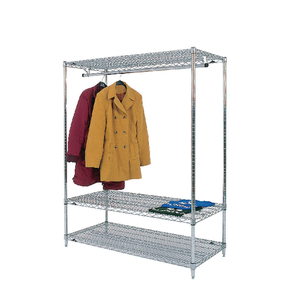 Garment Hanging Rail 2448S Static 366046