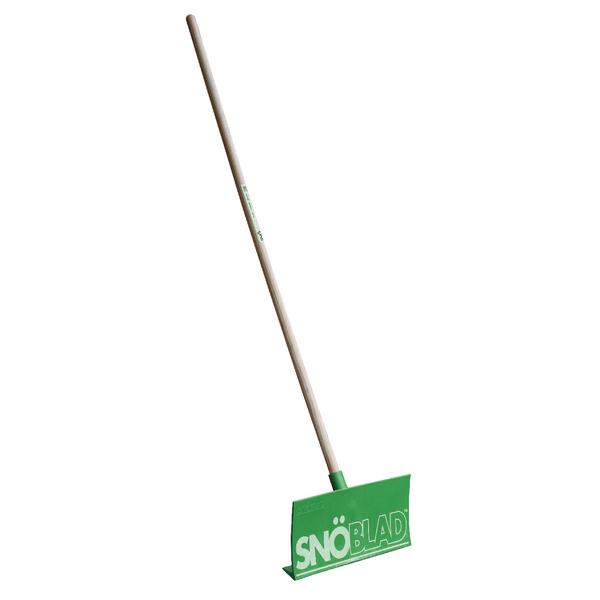 Snoblad Snow Shovel Green (Blade W496 x D55 x H205mm) 387981