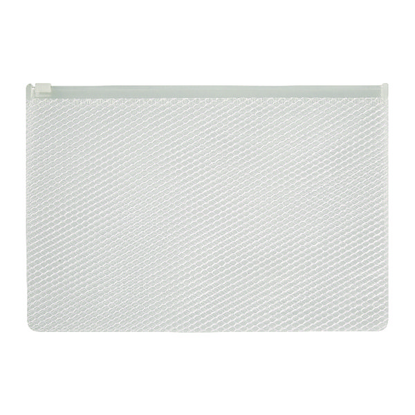 Snopake EPPE Zippa-Bag 200 x 255mm White (Pack of 5) 15813
