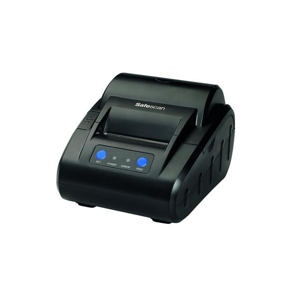 Safescan Mobile Printer TP-230 Black 134-0535