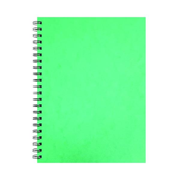 Silvine Luxpad Hardback Wirebound Notebook A4 Plus (Pack of 6) SPA4FEINT