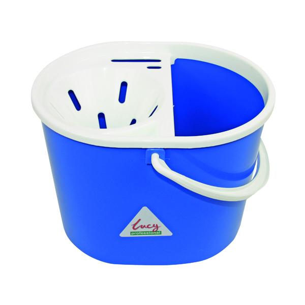 Lucy 15 Litre Mop Bucket Blue L1405292