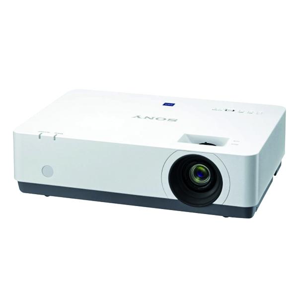 Sony VPL-EX435 3LCD Projector White VPL-EX435