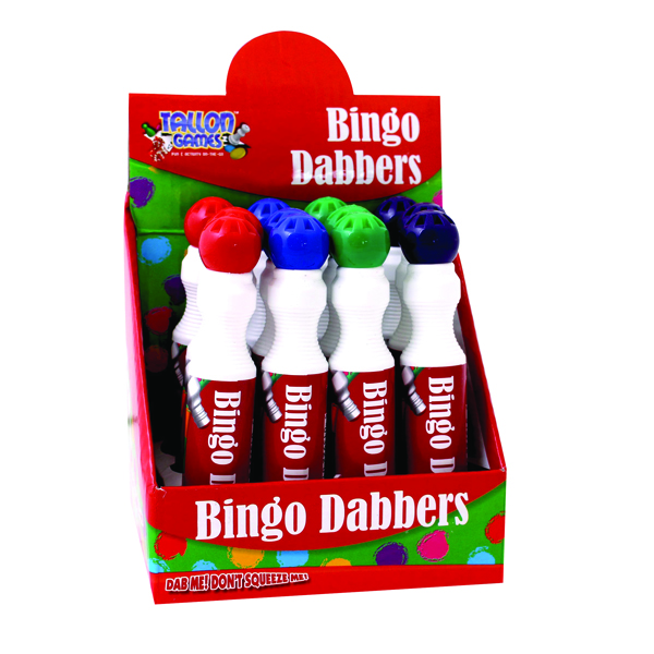 Tallon Large Bingo Dotter (Pack of 12) 1158