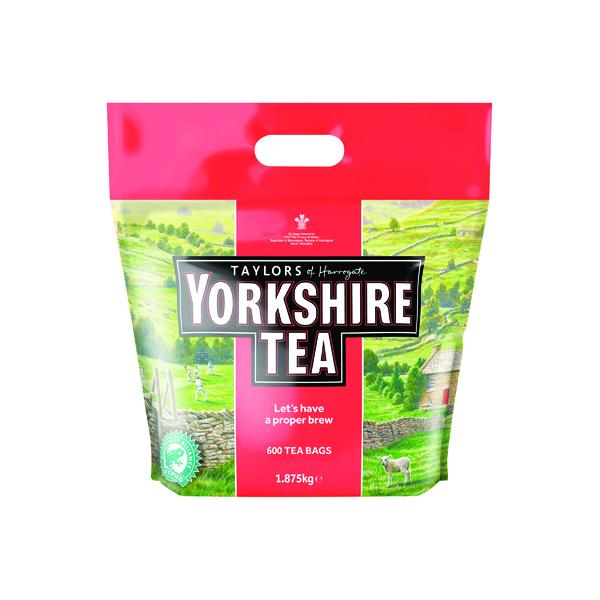 Yorkshire Tea Tea Bag (Pack of 600) 5006