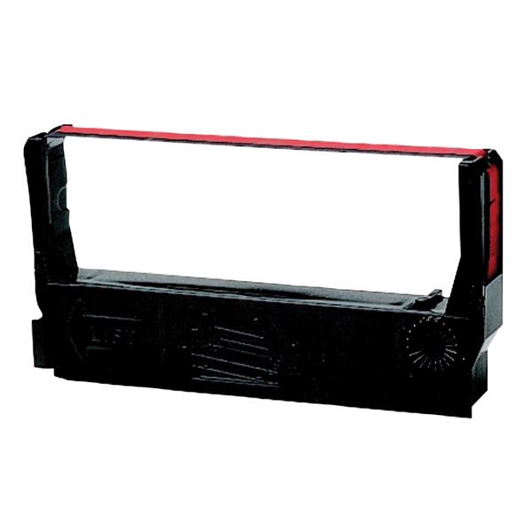 Compatible Epson ERC23 Fabric Printer Black Ribbon /Red 2832FN