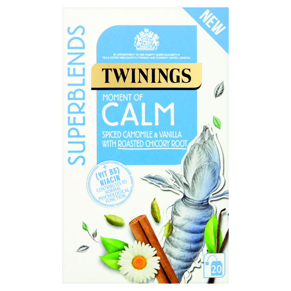 Twinings SuperBlends Calm HT (Pack of 20) F15169